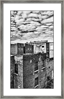 Over The Rhine Framed Print