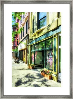 Over The Rhine In Cincinnati # 11 Framed Print by Mel Steinhauer