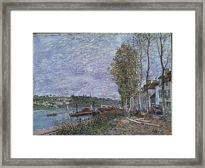 Overcast Day  Framed Print by MotionAge Designs