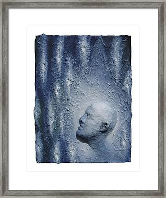 Overcharged Framed Print by Rosemary Wessel