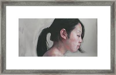 Overheard Framed Print