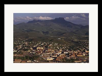 Trinidad Colorado Framed Prints