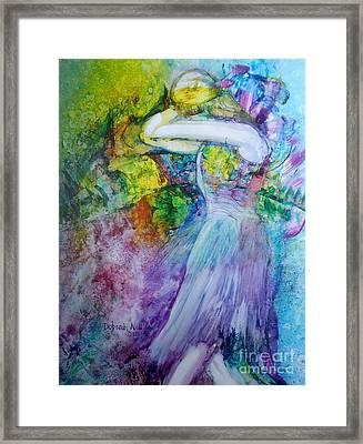 Overwhelming Love Framed Print
