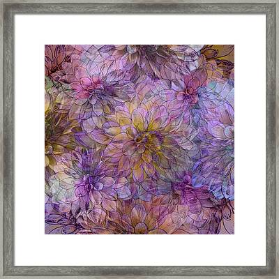 Overwhelming Fragrance Framed Print