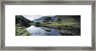Owenveagh River, Glenveagh National Framed Print