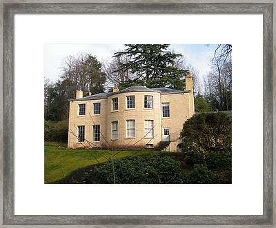 Owners House Framed Print
