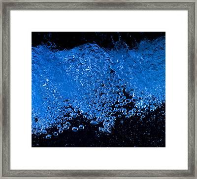 Oxygen Framed Print by Frank Tschakert