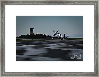 P-51  Framed Print by Douglas Stucky