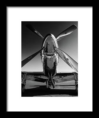 Mustang Framed Prints