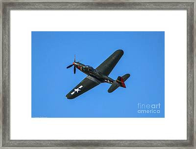 P-63 King Cobra Framed Print by Tommy Anderson