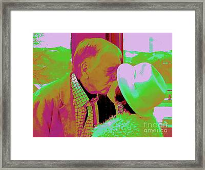 P3 Framed Print by Jesse Ciazza