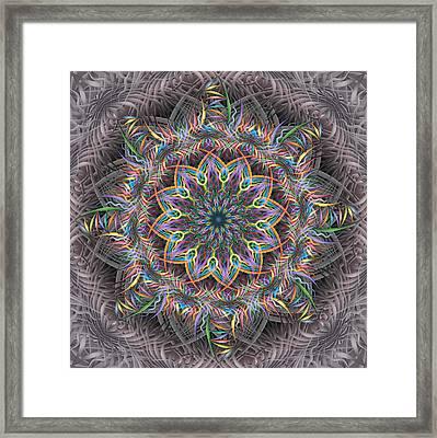 Perpetual Motion Framed Print