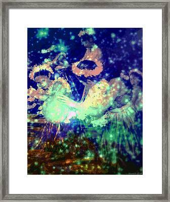 Pa Framed Print by Kenneth Grzesik