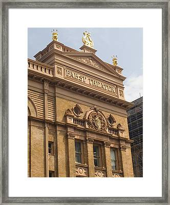 Pabst Theater Framed Print