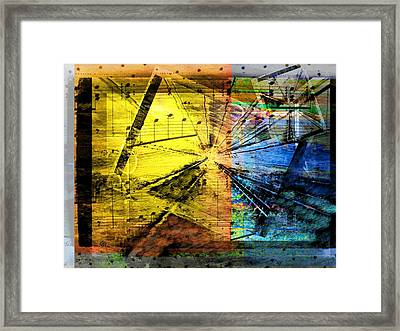 Pachelbel - Canon In D .. Framed Print