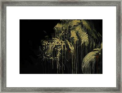 Paciencia Framed Print