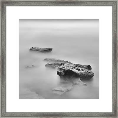 Pacific Calm Framed Print