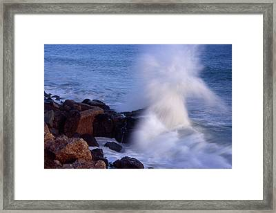Pacific Coast Highway Framed Print by Soli Deo Gloria Wilderness And Wildlife Photography
