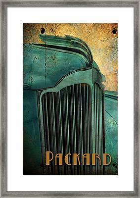 Packard Framed Print