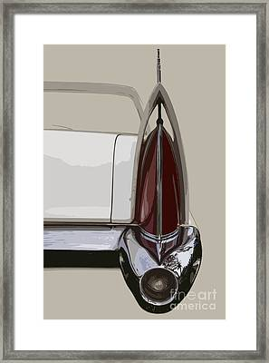 Packard Predictor Framed Print by Dennis Hedberg