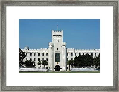 Padgett-thomas Barracks Framed Print