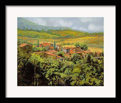 Cypress Hills Framed Prints