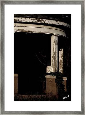 Pagan Porch Framed Print
