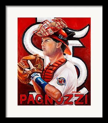 Pagnozzi Framed Prints