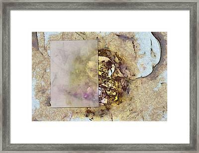 Pahos Layout  Id 16100-024300-23371 Framed Print