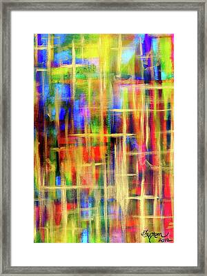 Paid Once For All Framed Print by Laura  Grisham