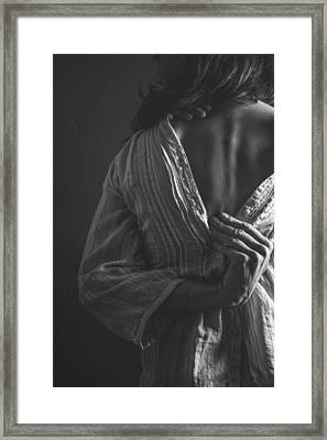 Pain Is Rewarding In Every Capacity Framed Print