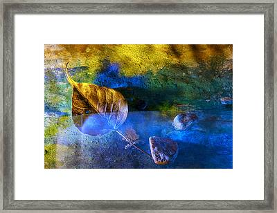 Painted Dreams Framed Print