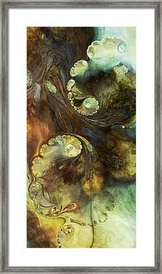 Painters Song Framed Print by Kim Baker