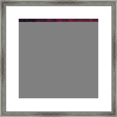 Painting 715 5 Sufi Whirl I Framed Print