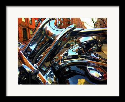 Anthony Davidson Framed Prints