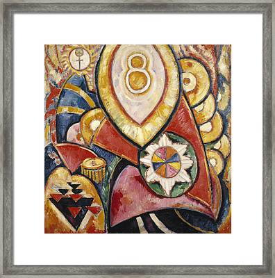 Painting No. 48 Framed Print