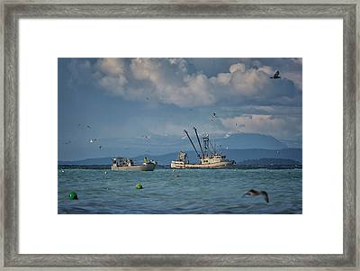 Pakalot Framed Print by Randy Hall