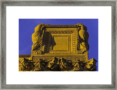Palace Of Fine Arts Framed Print by Garry Gay