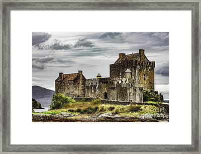 Framed Print featuring the photograph Palace Of Poetry by Anthony Baatz