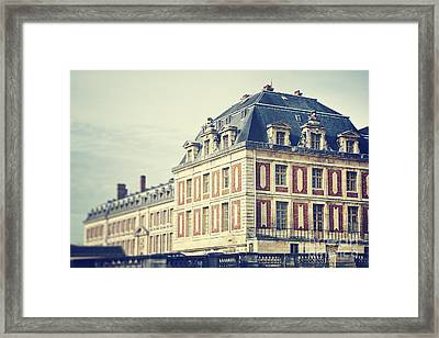 Palace Versailles Framed Print