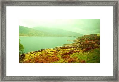 Palette Framed Print by HweeYen Ong