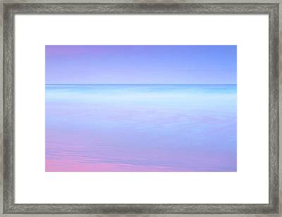 Palette Of Paradise Framed Print