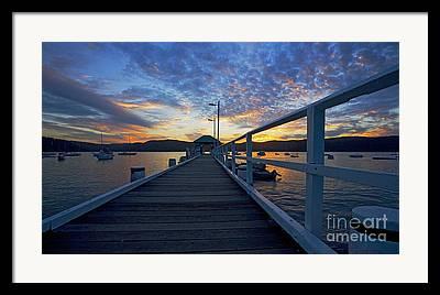 Palm Beach Framed Prints