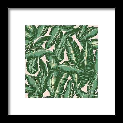 Palm Tree Framed Prints