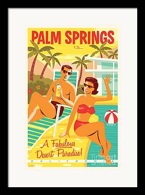 Desert Framed Prints