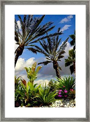 Palm Sunday Framed Print