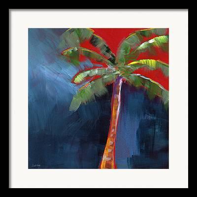 Florida Tree Framed Prints