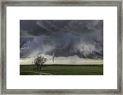 Palmer Divide Magic Framed Print