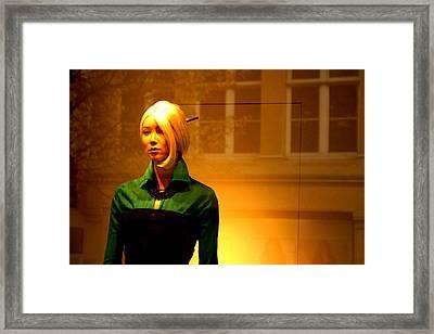Pam Framed Print by Jez C Self