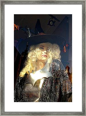 Pamela 1 Framed Print by Jez C Self